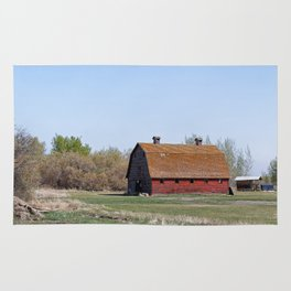 The Red Barn Rug