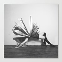 witchoria Canvas Prints featuring Detonate by witchoria