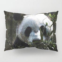 Chinese Giant Panda Bear Pillow Sham
