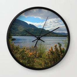 Killarney National Park, Ireland Wall Clock