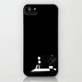 nights iPhone Case