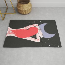 Lilith and the Moon Rug