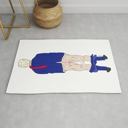 Trump Butt Rug