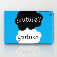 youtube iPad Cases featuring YouTube? by samonstage_lyrics