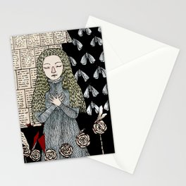 Crimson Peak Stationery Cards