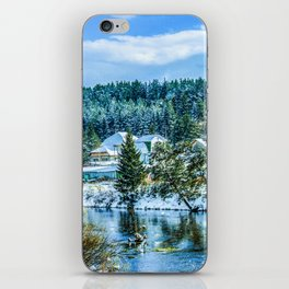 Winter came iPhone Skin