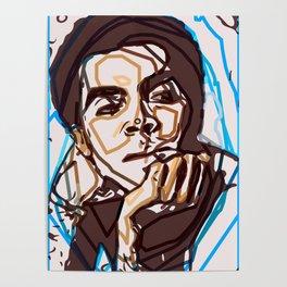 Gil Berto Gil, Girl Poster