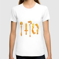 final fantasy T-shirts featuring Final Fantasy IX by GIOdesign
