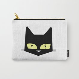 Vintage Cat Carry-All Pouch