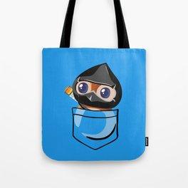 Ninja Pepe! Tote Bag