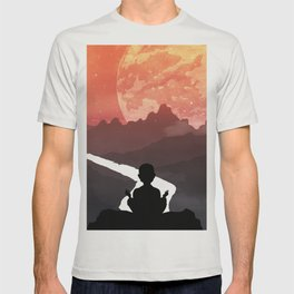 Let your fears run down the creek. T-shirt