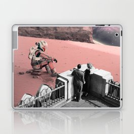 Lonely waiting Laptop & iPad Skin
