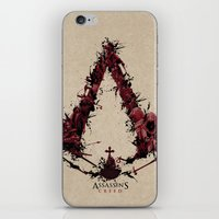 saga iPhone & iPod Skins featuring Assassin's Creed Saga by s2lart