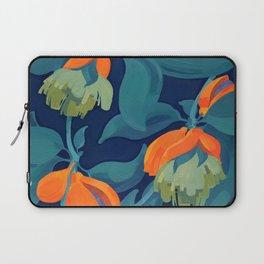 Tropical orange fruit tree Laptop Sleeve