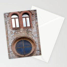 Architecture Portrait Stationery Cards
