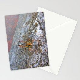 Garish Grasshopper Stationery Cards