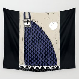 Hase & Mond Wall Tapestry