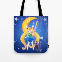 Sailor Fionna & Cake Tote Bag