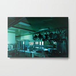 Hell's Kitchen Metal Print