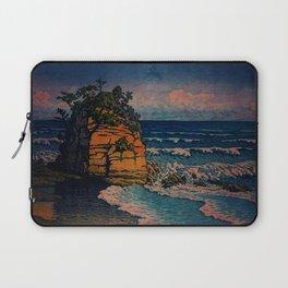 Bathing in Sunset Laptop Sleeve