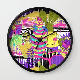 lungomare Wall Clock