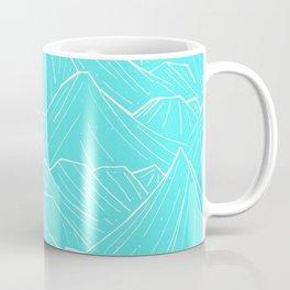 The Cold Blue Coffee Mug