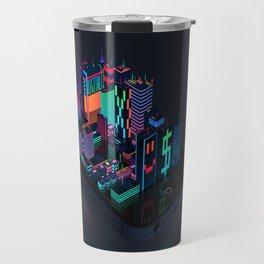 Digital City Travel Mug