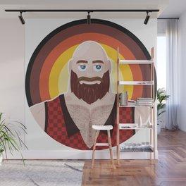 Gay Bear Art Wall Mural