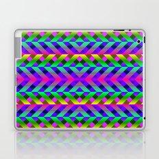 Rainbow Scaffolding Laptop & iPad Skin
