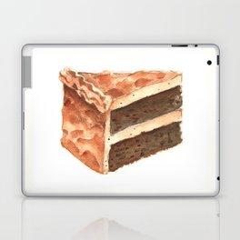Chocolate Cake Slice Laptop & iPad Skin
