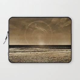 aspiciens ut Sol Temperat Laptop Sleeve