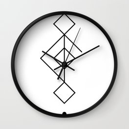 Vector One Wall Clock