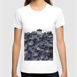 Athens Greece Skyline T-shirt