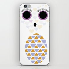 Owls Just Want to Have Fun No.5 iPhone & iPod Skin