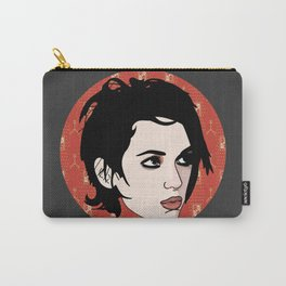 Girl Interrupted Carry-All Pouch