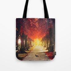 Autumn paradise. Tote Bag