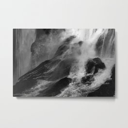 waterfall ouzoud Metal Print