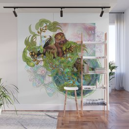 Kelp Forest Wall Mural