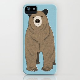 Toby iPhone Case