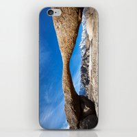 alabama iPhone & iPod Skins featuring Alabama Arch by davehare