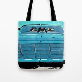 GMC Watercolor Tote Bag
