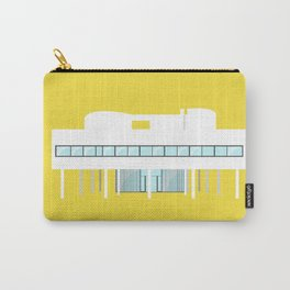 Iconic Houses - Villa Savoye Carry-All Pouch