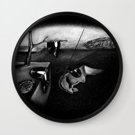 Persistence of Sound Wall Clock