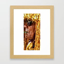 Maracatu Framed Art Print