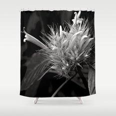 Bizzarre Flower Charm Shower Curtain