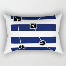 Gee Oh Metric Rectangular Pillow