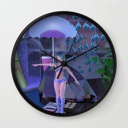 Sushi Baby Wall Clock