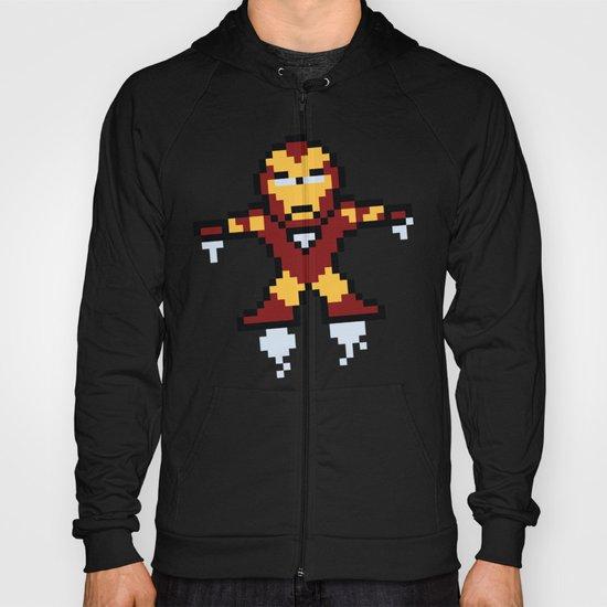 Iron Pixel Hoody
