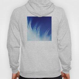 White Feathers Floating Up to Heaven Hoody