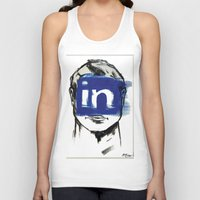 instagram Tank Tops featuring O'Prime instagram by O'Prime